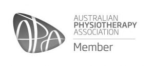 Anytime Physio is a Brisbane Member of the Australian Physiotherapy Association