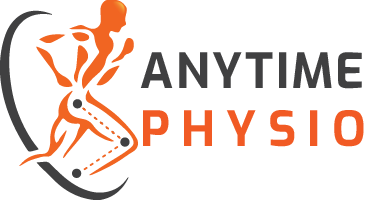 Anytime Physio Logo Retina Brisbane Sports Physiotherapy