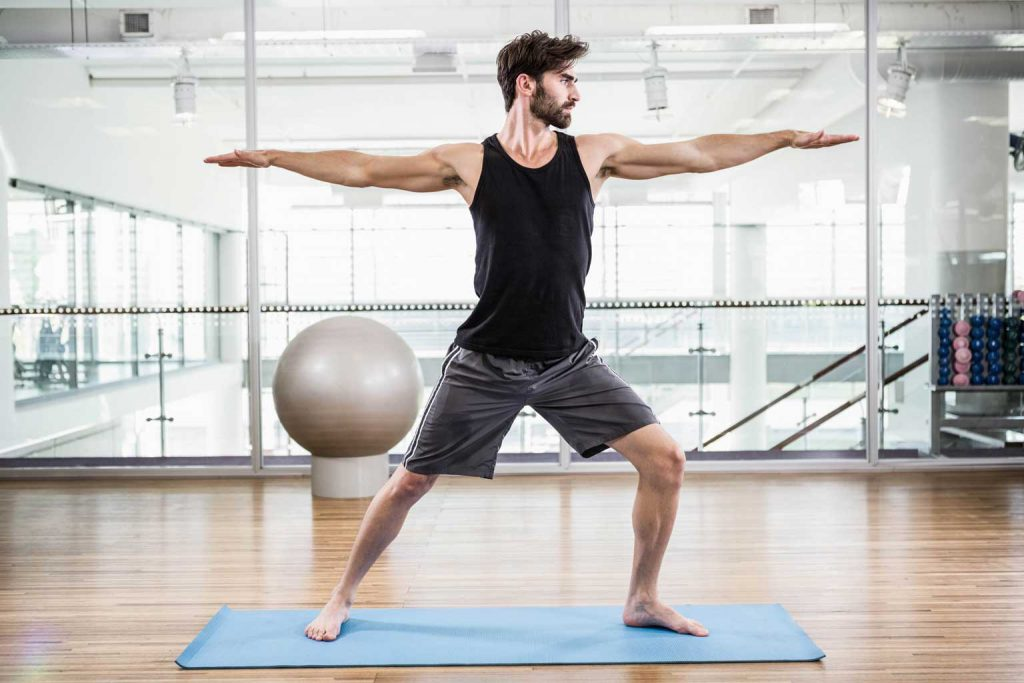 Newstead Men's Flexibility and Pilates Class