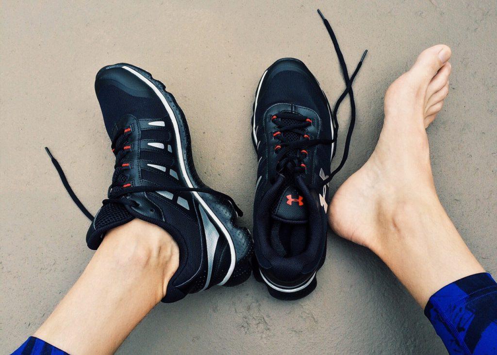 Heel Pain from running treatment