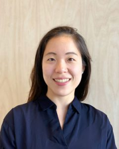 Profile Photo: Joy Kim is a Brisbane Hip Pain and Knee Pain Physiotherapist and Clinical Pilates Instructor Practicing in Newstead / Teneriffe and Clayfield