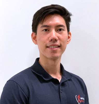 Profile Photo: Hal Liu is a Physiotherapist in Brisbane