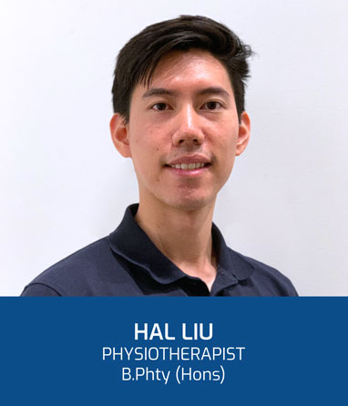 Profile Photo: Hal Liu is a Brisbane Physio based in Newstead and Teneriffe