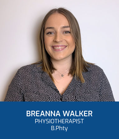 Profile Photo: Breanna is a Newstead and Teneriffe based Physiotherapist