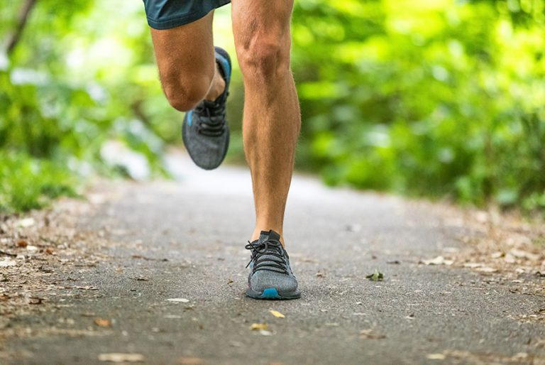 Running Analysis for Foot and Leg Pain
