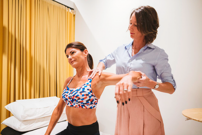 Brisbane Physio for Shoulder Pain
