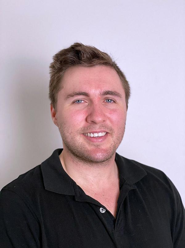 Profile Picture - Aiden Hawkins is a Newstead Massage Therapist