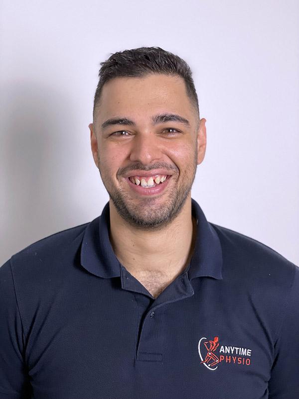 Profile Photo: Anthony is a podiatrist in Newstead Brisbane