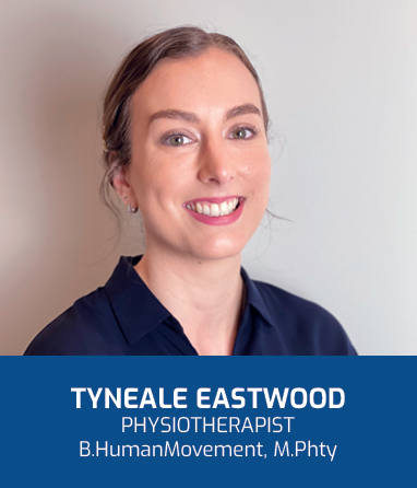 Profile Photo: Tyneale is a physiotherapist in Newstead Brisbane