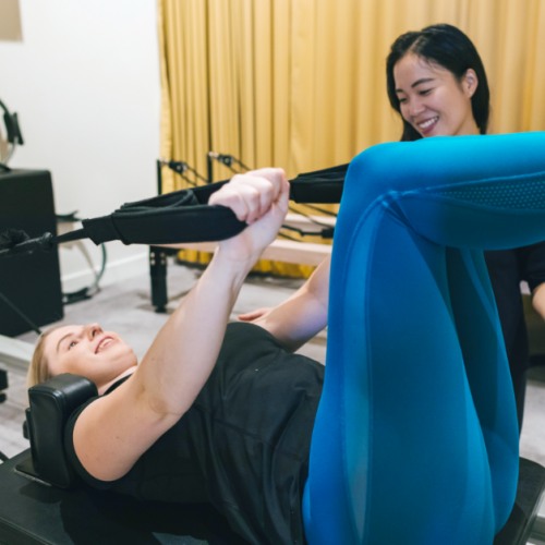 Newstead Pilates with Anytime Physio